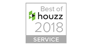2018 Houzz Service Award