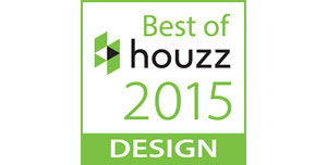 2015 Houzz Design Award