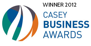 2012 Casey Business Awards - Finalist Professional Services Business