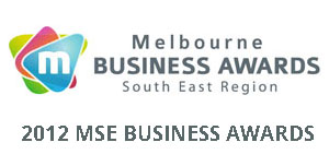 2012 MSE Business Awards